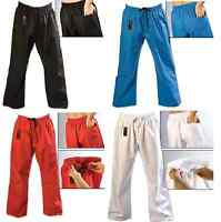 New - Martial Arts Karate PANTS MMA Combat GI Uniform All colors and Sizes