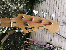Squier by Fender Made in Korea Precision Bass MIK E-Bass