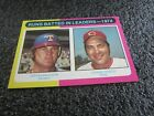 1975+TOPPS+VINTAGE+MLB+CARD+%2274+RBI+LEADERS%22+JOHNNY+BENCH+REDS%2FHOF+J+BURROUGHS