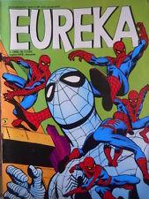 EUREKA n°7 1979 ed. Corno In copertina UOMO RAGNO Stan Lee John Romita [G321]