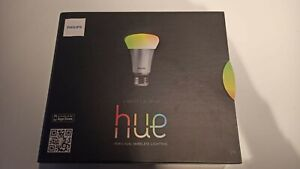 Philips Hue Starter Kit 3 Lampadine LED,White and Color Ambiance E27, 8.5 W