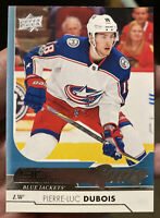2017-18 Upper Deck Young Guns Pierre-Luc Dubois SP RC Card #204 Winnipeg Jets