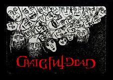 Grateful Dead Backstage Pass Jerry Garcia Art Deadhead Faces 1993 Gdp No Date !