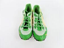 Puma Casual wear Trainers Green Mens UK 6.5 EU 40 Grade C AC131