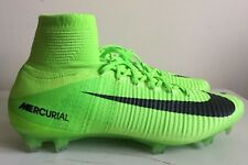 Nike Mercurial Superfly V FG Size 10.5 UK 45.5 EUR Green 831940 305