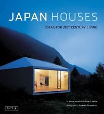 NEW - Japan Houses: Ideas for 21st Century Living by Iwatate, Marcia
