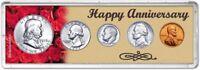 Happy Anniversary Coin Gift Set, 1959