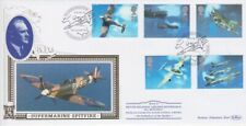 GB STAMPS FIRST DAY COVER 1997 RAF SUPERMARINE SPITFIRE RARE COLLECTION
