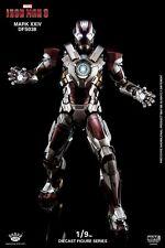 King Arts 1:9 Metal DFS038 MK24 Mark24 Iron Man Figure Model Toy