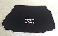 Autoteppich Fußmatten Kofferraum für Ford Mustang Cabrio silber 1994'-2004' Neu