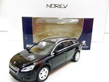 """Peugeot 508 SW Noir 1/64 """"3 Inches"""" NOREV Produit Neuf"""