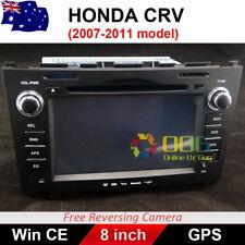 8 inchCarDVDGPSNavigation StereoPlayerHeadUnit ForHONDA CRV 2007-2011