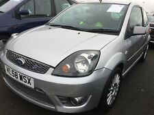 2009 FORD FIESTA 1.6 ST MEGA SPEC, 6 SERVICES, AIRCON, 1/2 LEATHER,