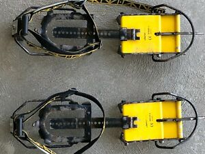 CHARLET MOSER ice climbing crampons