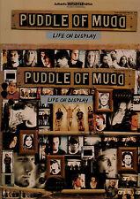 Puddle of Mudd vida en pantalla Guitarra ficha Partituras Libro Cancionero S/sucias