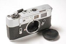 Leitz Leica M5 Nr. 1345869, 1x Deckel