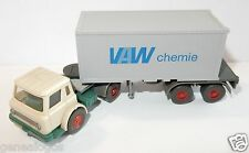 RARE WIKING HO 1/87 IH INTERNATIONAL HARVESTER CONTAINER SZ VAW CHEMIE