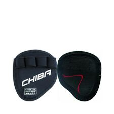 Chiba Qualitäts Grippad Größe L/XL Griffpolster Zughilfen Fitnesshandschuhe