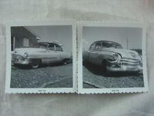Vintage Car Photos 1953 Cadillac Wreck  817