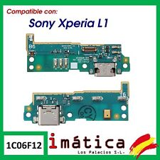 Card Load for Sony Xperia L1 USB Microphone Connector Antenna G3311 G3313