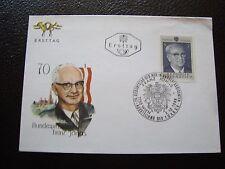 AUTRICHE - enveloppe 1er jour 3/10/1969 (B7) austria