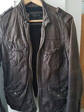 all saints ladies leather jacket
