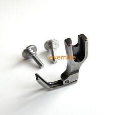 Zipper & Velvet Foot High Shank For Juki Dln-415, Dnl-5410, Dnl-9101.