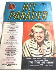 Hit Parader Magazine - May 1953