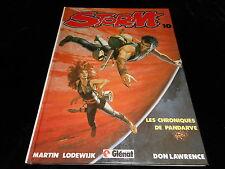 Martin Lodewijk / Don Lawrence : Storm 10 : Les chroniques de Pandarve 1 EO 1985