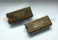 USSR Russian CMOS UV-EPROM 16Kbit WITH I//O Ports Rare Ceramic KM573RF10