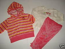 NWT Gymboree Sugar and Spice Velour Jacket Pants 12-18
