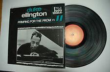 33RPM Jazz Vinyl Duke Ellington PRIMPING FOR THE PROM Columbia P13292  010813LAE