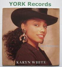 "KARYN WHITE - Secret Rendezvous - Excellent Con 7"" Single Warner Brothers W 2855"