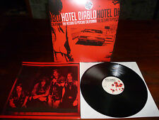 HOTEL DIABLO - RETURN TO PSYCHO CALIFORNIA -Night of the vinyl dead- lim. 300 c.