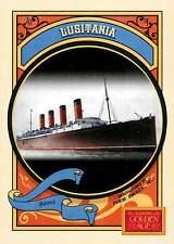 Lusitania #23 2014 Panini Golden Age