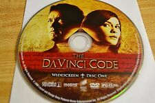 The DaVinci Code (DVD, 2006 Widescreen Special Edition)Disc Only 8-372