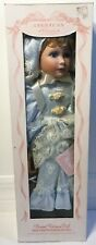 American Classics Collection Bonnie Victorian Doll Hand Crafted Porcelain New