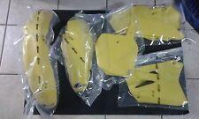 KIT PLASTICHE SUZUKI RM 85 2006 5 PZ COLORE COME FOTO