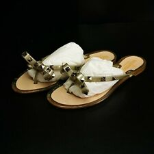 New in Box Valentino Garavani Women's Rockstud Glittered Sandals EU 38 -BBR2070