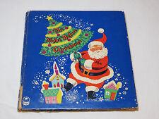 The Night Before Christmas 1952 Whitman Publishing Co hardcover Vintage RARE #%