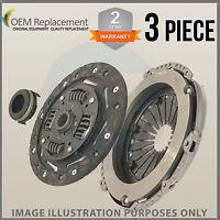 For Peugeot Bipper AA_ Box 1.3 HDI 75 10-15 3 Piece Clutch Kit