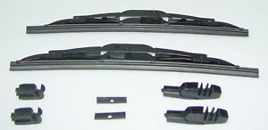 WIPER BLADE FRONT 10 INCHES FITS VOLKSWAGEN FITS TYPE1 BUG 1965-1967