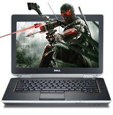 """Dell Gaming Laptop 14.1"""" Intel I5 2.5Ghz 8GB 480GB SSD HDD Windows 10 7 HDMI"""