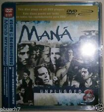 MANA MTV Unplugged DVD AUDIO SEALED w/OBI