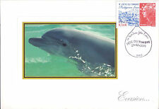 Maxicard France 2010 Dolphin Marine Life maximum card