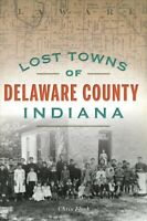 Lost Towns of Delaware County, Indiana, Paperback by Flook, Chris, Brand New,...
