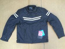 "RK SPORTS Mens Textile Motorbike / Motorcycle Jacket UK 42"" Chest (B6)"