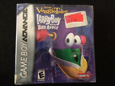VeggieTales: Larry Boy and the Bad Apple (Nintendo Game Boy Advance/SP)Brand New