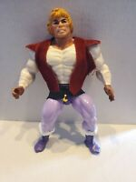 1981 HE-MAN MOTU PRINCE ADAM MASTERS OF THE UNIVERSE ACTION FIGURE WITH VEST