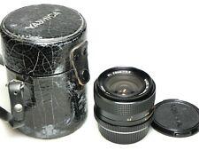 Yashica ML 28mm 1:2.8 f. Contax / Yashica